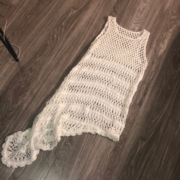Other - Asymmetrical knit cover up